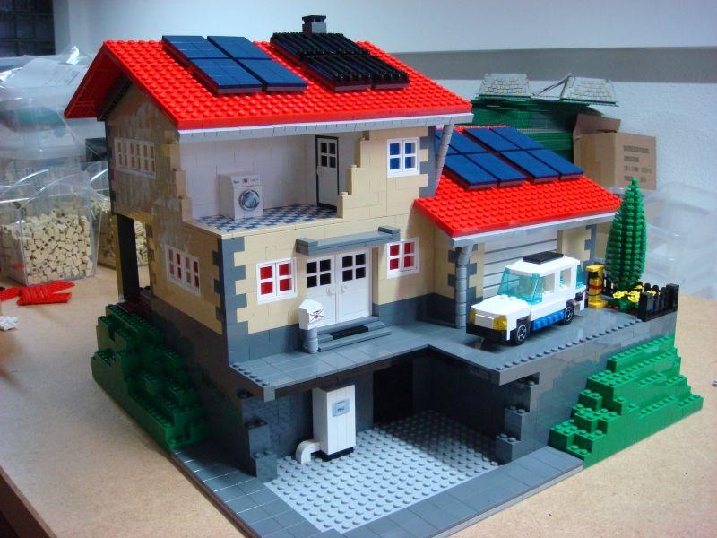 Le nuove cellule fotovoltaiche ispirate al design dei lego for Come risparmiare denaro per costruire una casa