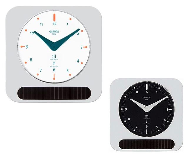 Orologio Con Pannello Solare : L orologio solare da parete della quantys