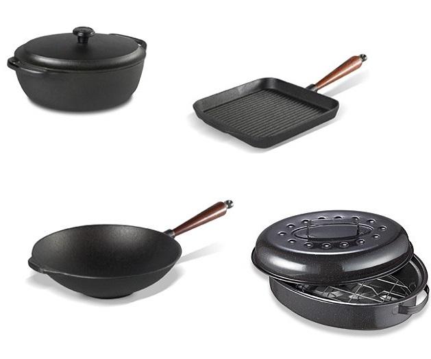 Pentole da cucina professionali idee per la casa - Ikea pentole per induzione ...