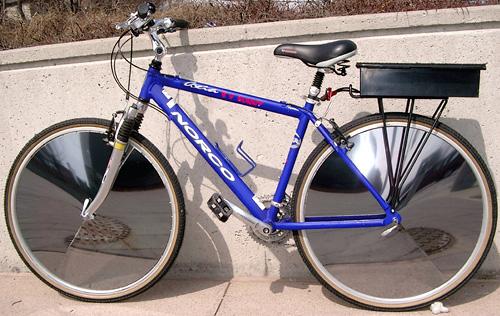 La Bici Solare O Fotovoltaica E La Bicicletta Elettrica