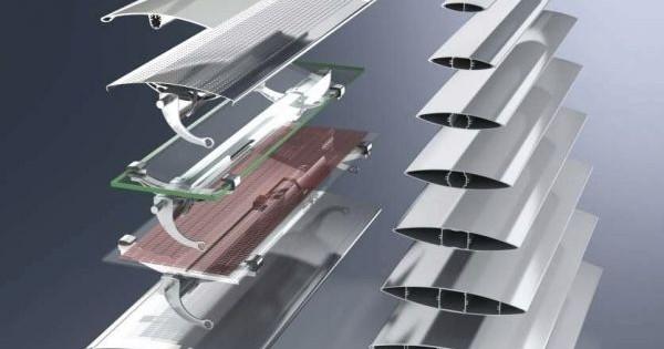 Sfruttare il fotovoltaico in casa il frangisole fotovoltaico - Esposizione solare casa ...