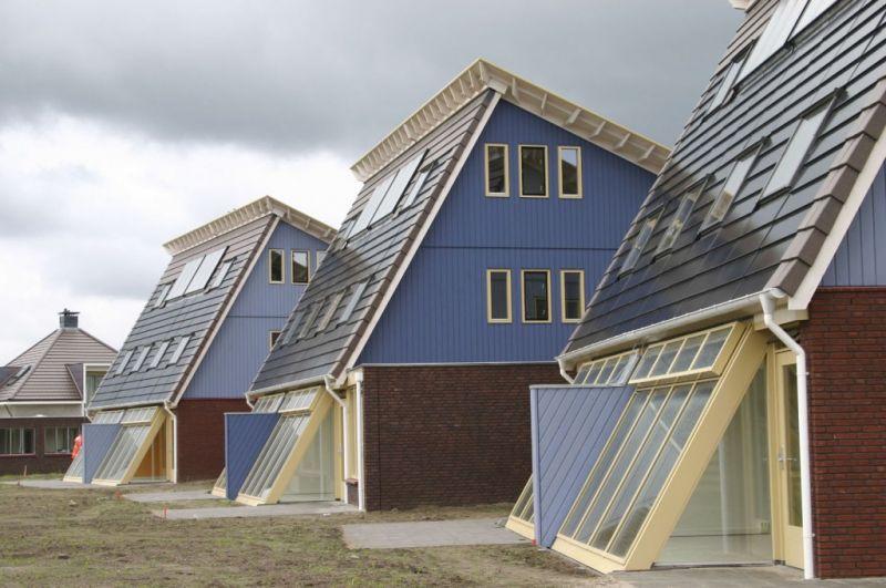 case green dalle abitazioni passive a quelle gonfiabili