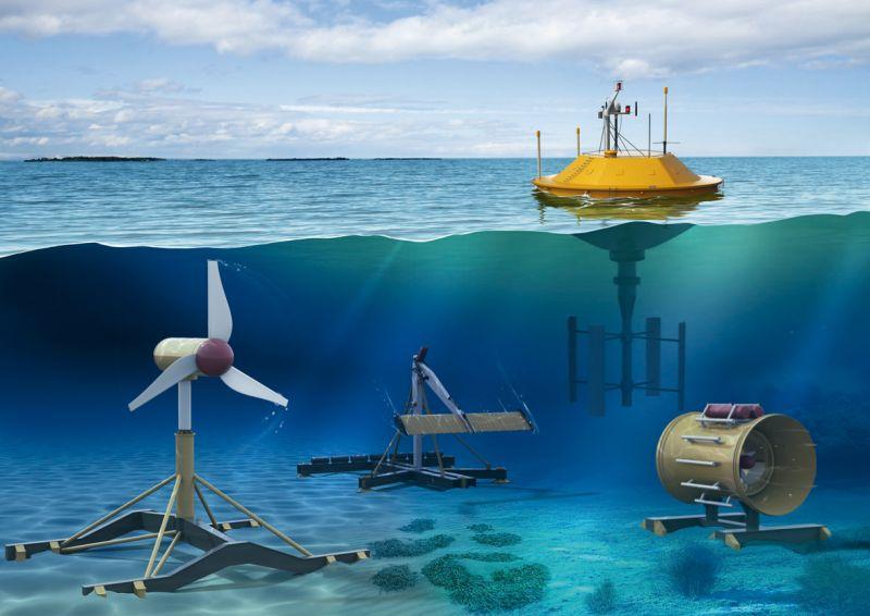 1e6f3ee8cd2 Ricavare energia dagli oceani  le enormi potenzialità dell energia ...