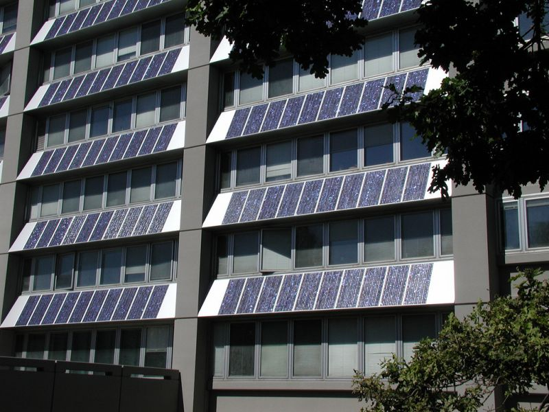 Pannello Solare Per Balcone : Pannelli solari per balconi appartamenti terminali