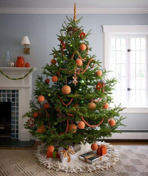 Immagini Di Alberi Di Natale Decorati.Come Scegliere Un Albero Di Natale Ecocompatibile