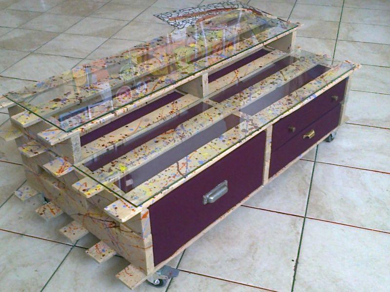 riciclo creativo: da pallet a pezzi d'arredamento - Pallet Da Arredamento
