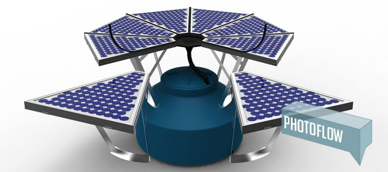Photoflow Energia Fotovoltaica E Acqua Potabile Due In Uno