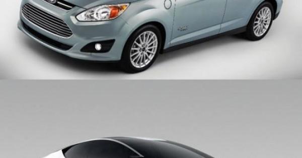 Pannello Solare Ibrido Ad Idrogeno : Ford presenta c max l ibrido elettrica a energia solare