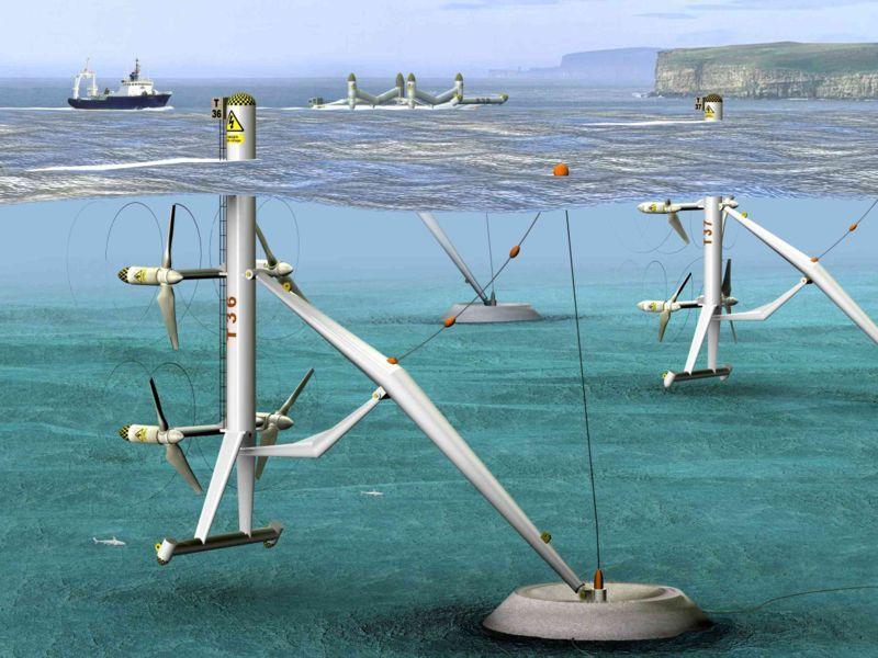 954f180838a L energia mareomotrice è prodotta dagli spostamenti d acqua delle maree