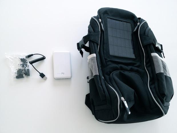 Regolatore Pannello Solare Zaino : Zaino con pannello solare fotovoltaico
