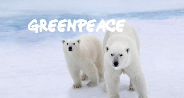 campagna di Greenpeace Save the Artic