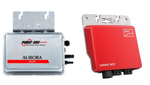 Micro inverter per pannelli fotovoltaici 80