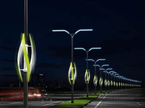 Plafoniere Per Lampioni Stradali : Turbine light per gestire lilluminazione in autostrada