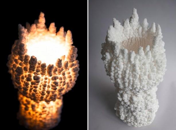 Lampade Cristallo Di Sale : Shio light la lampada ai cristalli di sale