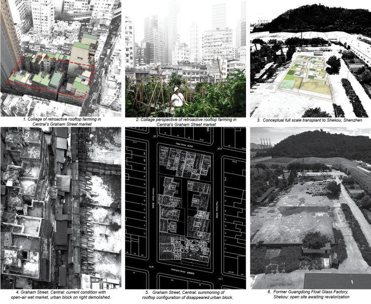 Il progetto di thomas chung diventa realt e un 39 estesa for Vecchie planimetrie della fattoria