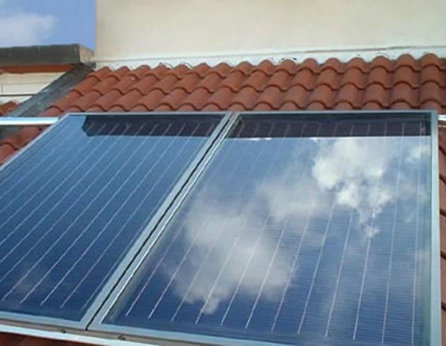 Pannello Solare Termico Immagini : Solare termico in nero da epfl nuova soluzione per l