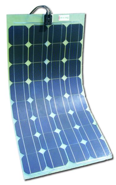 Pannello Solare Fotovoltaico Flessibile : En eco diffonde il nuovo fotovoltaico realizzato su