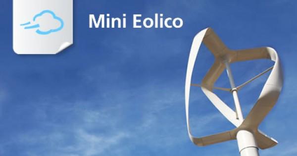 Mini eolico domestico con enel e bornay - Minibar per casa ...