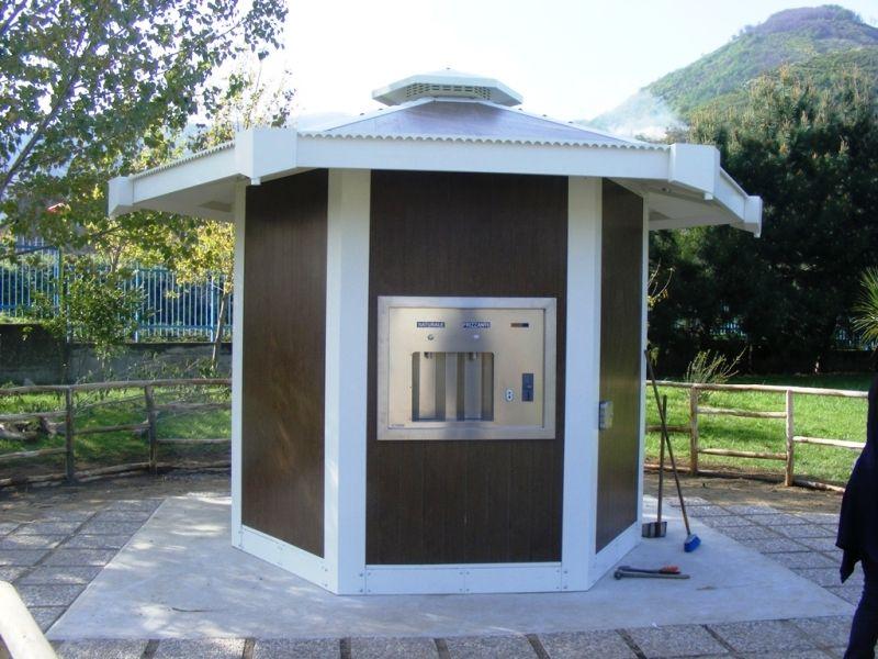 Risparmiare e socializzare grazie alle case e ai chioschi dell 39 acqua - Prefabbricato casa ...