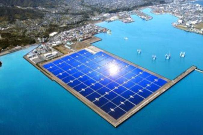 Pannelli Fotovoltaici Raffreddati Ad Acqua.Giappone Fotovoltaico Galleggiante Da Record