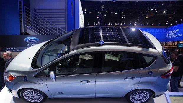 Ford C Max Energi >> Le novità del fotovoltaico in campo automobilistico