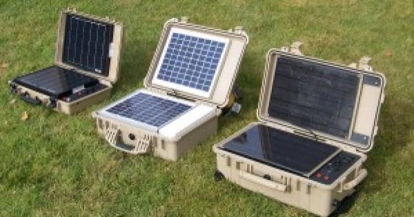 Impianti fotovoltaici portatili utili dalle emergenze all - Fotovoltaico portatile ...