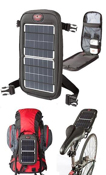Pannello Solare Portatile Per Bici : Tipologie di pannelli solari portatili
