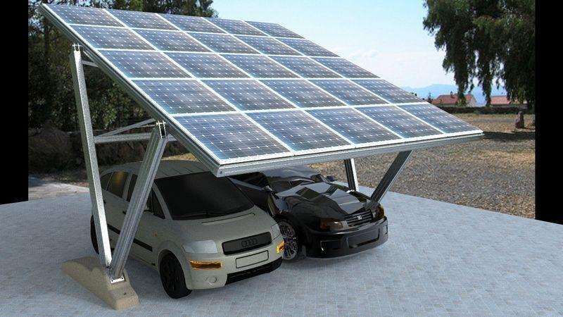 Cosè la pergola fotovoltaica