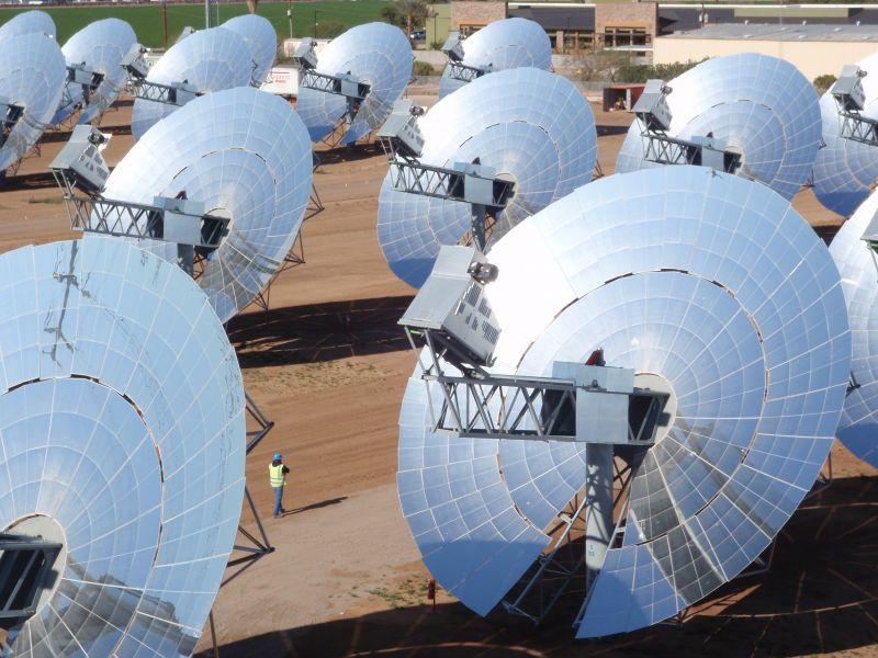 Il Solare Termodinamico o a concentrazione in 10 domande e
