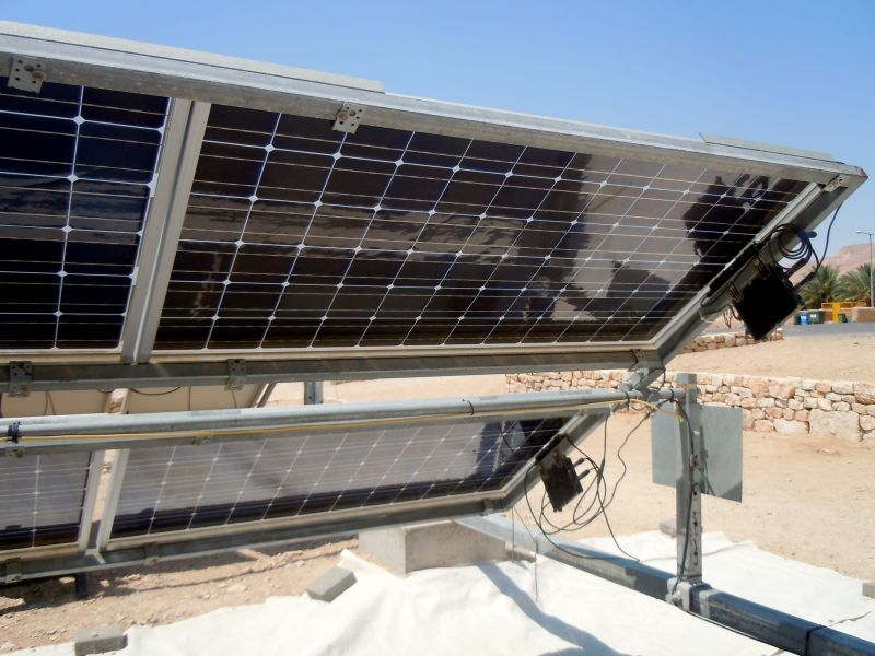 Pannello Solare Per Stufa Elettrica : Pannelli solari double face cosa sono funzionamento