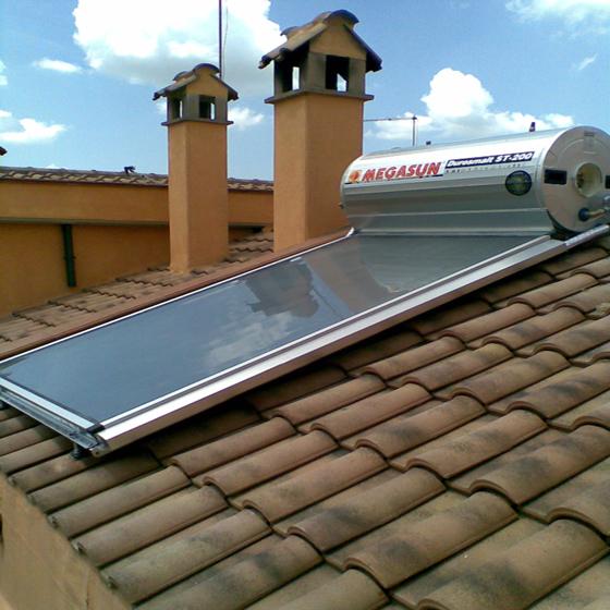 Pannello Solare Con Bottiglie Di Plastica : Pannelli fotovoltaici e i termici a confronto