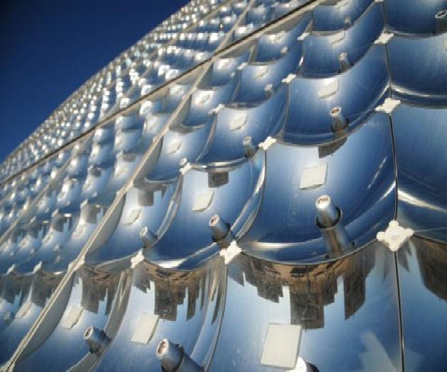 Nuova sperimentazione americana sul fotovoltaico a concentrazione - Specchi e lenti ...