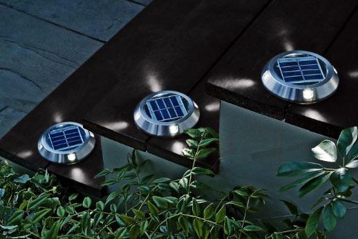Lampioni solari o fotovoltaici: funzionamento tipologie applicazioni