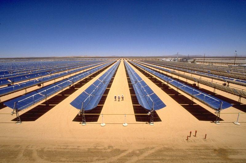Il solare termodinamico o a concentrazione in 10 domande e risposte - Centrale solare a specchi ...