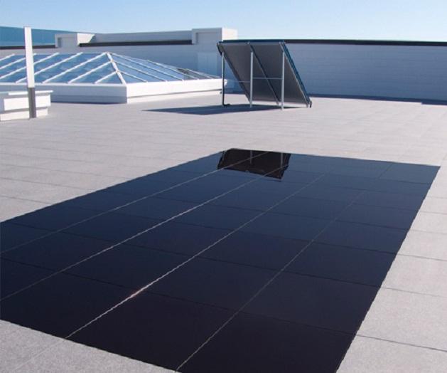 Fotovoltaico in terrazza