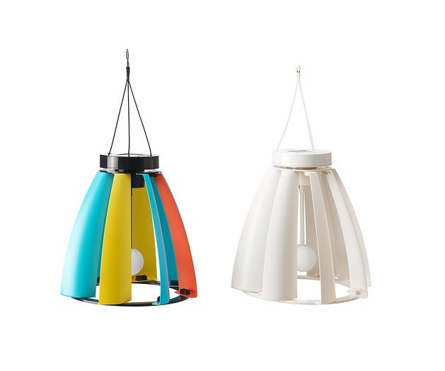 La lampada eolica solare ikea caratteristiche prezzi - Lampada energia solare ikea ...