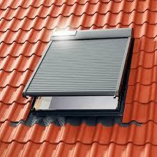 Veneziane e persiane fotovoltaiche proteggono dal sole e for Velux antieffrazione