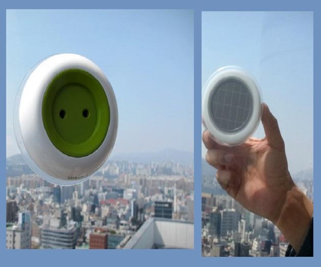 Pannello Solare Con Presa Elettrica : La presa elettrica window socket ad energia solare come