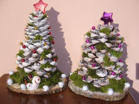 Conosciuto Creare addobbi originali natalizi fai da te per un Natale creativo BJ28
